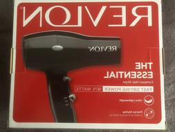 New Revlon The Essential Blow Dryer - Compact 1875 Watts
