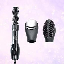 One Step Dryer Styler Hot Air Paddle Brush 3 In 1 Negative I