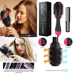 One Step Hair Dryer & Styler Brush Hot Air Volumizer Blow 3
