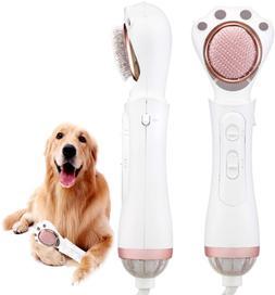 Petaum Premium Dog Grooming Pet Hair Blow Dryer, 2 in 1 Port