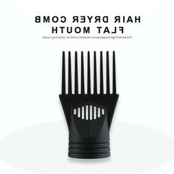 Plastic Blow Dryer Comb Attachment Universal Hair Dryer Blow