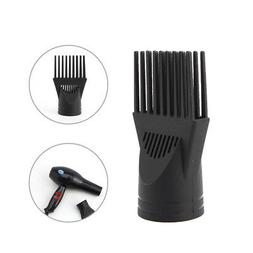 FASHION Salon Hair Dryer Diffuser Wind Blow Cover Comb Attac