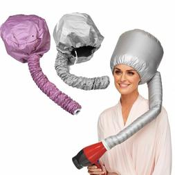 Portable Soft Hair Care Blow Dryer Attachment Drying Cap Bon