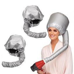 Portable Soft Hair Drying Cap Hood Hat <font><b>Blow</b></fo