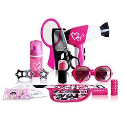 pretend hair salon kit
