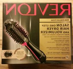 Revlon Pro Collection Salon One-Step Hair Dryer and Volumize