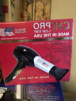 CHI PRO Low EMF Ceramic Anion Infrared Professional Dryer