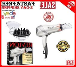 Hair Blow Dryer with Diffuser Revlon Pro Styler 1875W Infrar