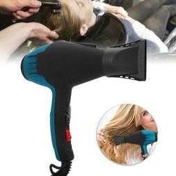 Professional 1600-2000W Ionic Hair Blow Dryer Volume with Di