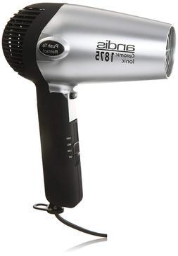 Professional andis1875 Watt Ionic Foldable Hair Blow Dryer R