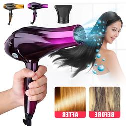 Professional 2800W Hair Air Blow Dryer Low Noise Powerful 3