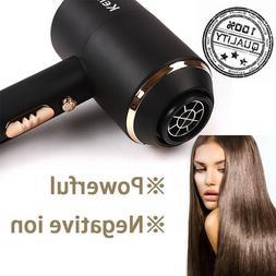 KEMEI Professional 3 Heat Hair Dryer Blow Dryer Volume with