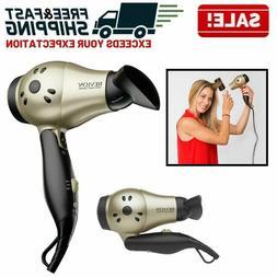 Professional Hair Blow Dryer Blower Women Salon Compact Ligh