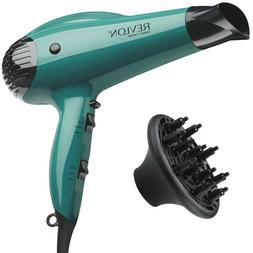 Revlon Professional Hair Blow Ionic Dryer 2 Speed Diffuser S