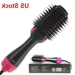 Professional Hair Curler Straight Blow Dryer Air Styler Wand