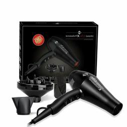 Professional Infrared Ionic Hair Dryer, Blow Dryer with Diff