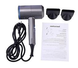 Professional Ionic Hair Blow Dryer, Powerful1800W Cool AC &