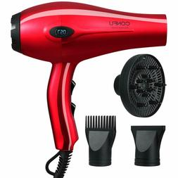 Professional Salon Hair Dryer Infrared Heat Ceramic Ionic Fa