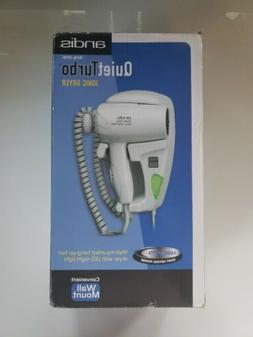 Quiet Wall Mounted Hair Blow Dryer Best Hotel Style Blower H