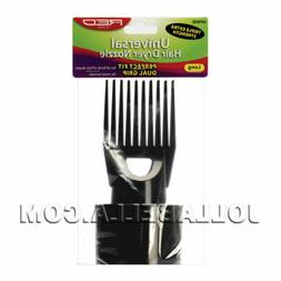 Red Kiss Universal Hair Dryer Attachment Nozzle Brush Comb P