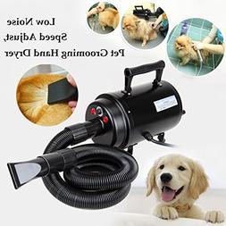 Ridgeyard Portable 2800w Dog Cat Hair Blow Dryer Pet Groomin