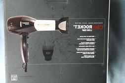 CHI Rocket Low EMF Professional Hair Dryer 1800 Watts Infrar