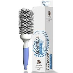 Professional Round Brush for Blow Drying – Medium Ceramic