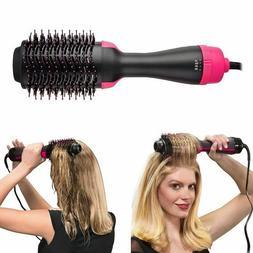Round Brush Hair Dryer Volumizer Hot Air Styling Hair Straig
