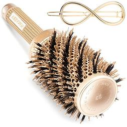 Round hair brush, hair styling brush, big round brush for bl