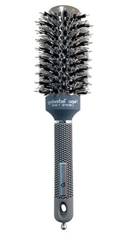 Round Ceramic Ionic Nano Technology Hair Brush by Better Bea