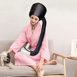Salon Barber Soft Quick Hair Blow Dryer Bonnet Hood Hat Atta