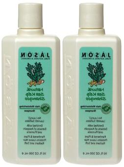 Jason Natural Sea Kelp Shampoo - 16 oz - 2 pk
