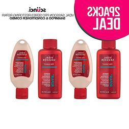 Vidal Sassoon Pro Series Restoring Repair Shampoo & Conditio