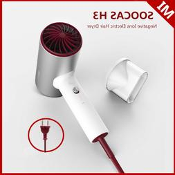 soocas h3 eu plug negative ion hair