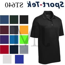 Sport Tek ST640 Dri-Fit Performance Polo Casual Golf Shirt D