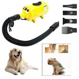 Summer Dog Cat Pet Groomming Blow Hair Dryer Quick Draw Hair