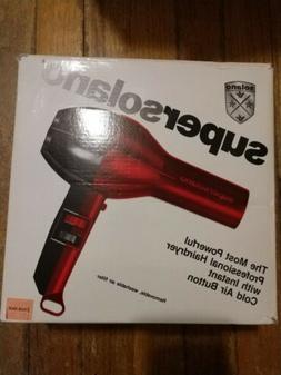 Super Solano Professional Salon Hair Blow Dryer Original 232