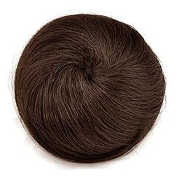 1Pc Women's Synthetic Fiber Hairpiece Hair Extension False F