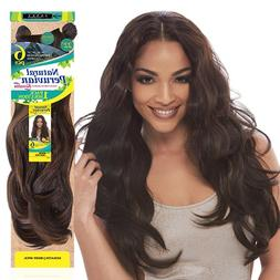 Janet Collection Synthetic Hair Weave Noir Natural Peruvian
