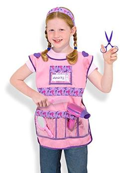 Toddler Girl's Melissa & Doug 'Hair Stylist' Costume
