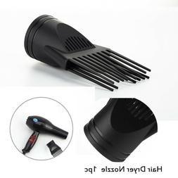 Tools Hair Dryer Nozzle  Wind Nozzle Comb Heat Insulating Ai