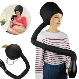 Travel Blow Dryer Accessories Hair Drying Salon Cap Hairdres