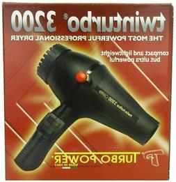 Pibbs Twinturbo 3200 1900 watt Compact Lightweight Hair Drye