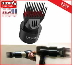 Universal Detangling Blow Dryer Natural Hair Nozzle Attachme