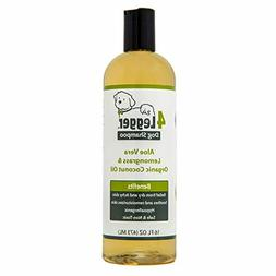 4Legger USDA Certified Organic Dog Shampoo - All Natural and
