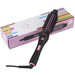 VAV- Styling Curler Brush  Dual Voltage Multi-temperature Ad