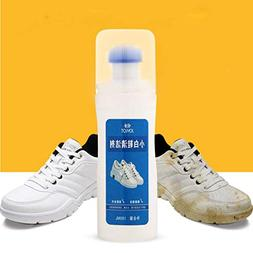 Small White Shoes Decontamination Brightener Uppers Compleme
