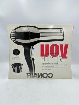 Conair You Curl - Professional Blow Dryer - 1875w Ionic Cond